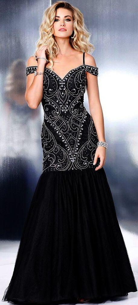 Shail k black dress 16