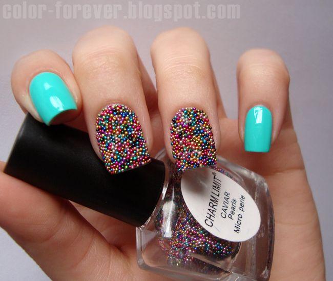 Best 25+ Caviar Manicure Ideas On Pinterest