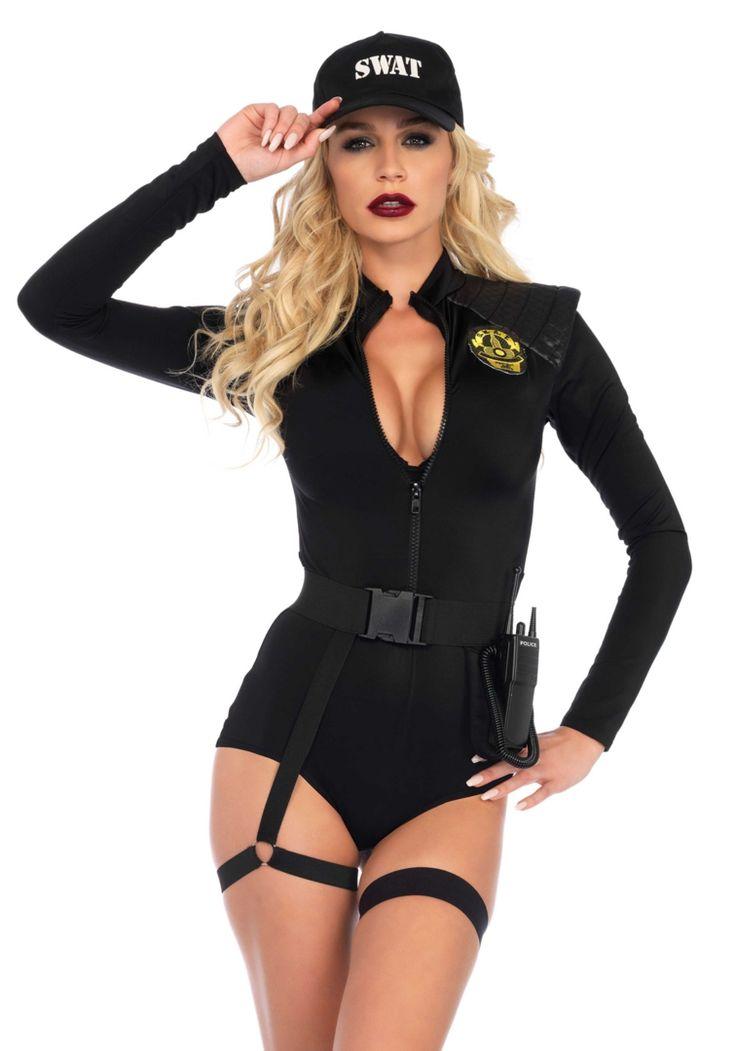 Déguisement sexy Police SWAT  - Leg Avenue