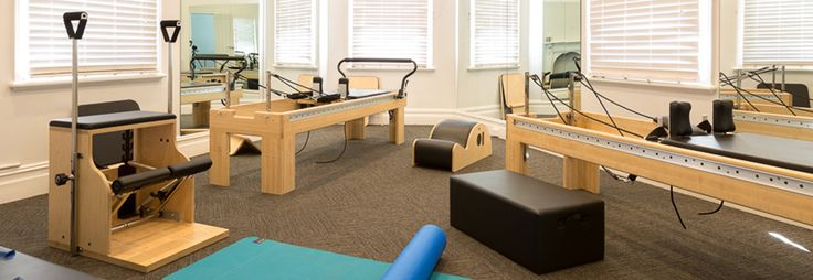 Switch Connect Osteo - Osteopath & Pilates Studio Fitout - Switch