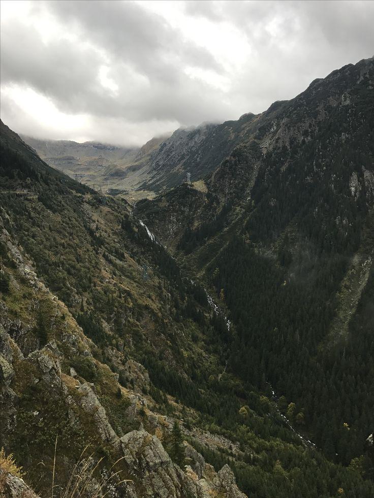 Transfagarasan , Romania