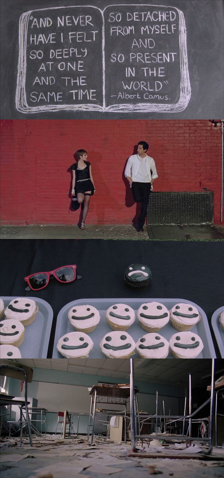 Movies In Frames: Detachment