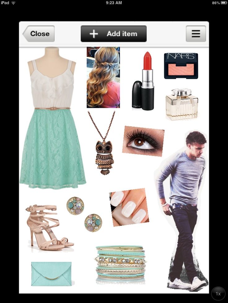 Date With Liam.
