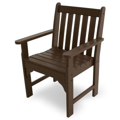 POLYWOOD® Vineyard Garden Arm Chair
