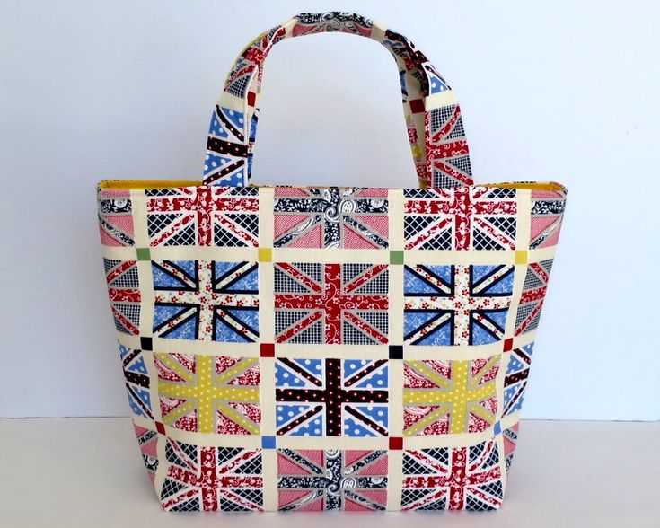 Union Jack Tote Bag, British Handbags, Fabric Bags, Gift for Traveller, Wunderlust, Made in Australia, Bag with Pocket, Colourful Totes by RachelMadeBoutique on Etsy https://www.etsy.com/au/listing/575889984/union-jack-tote-bag-british-handbags