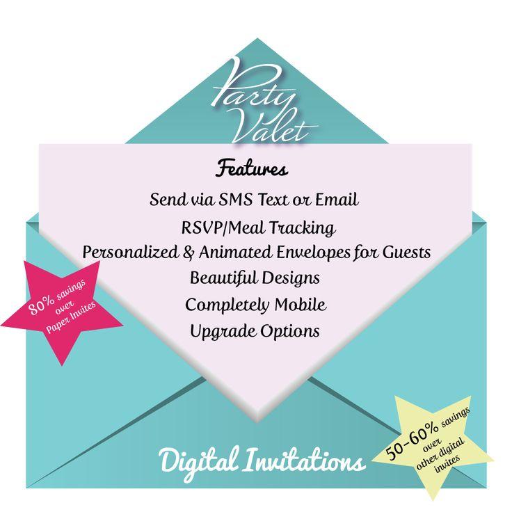 Best 25 Invitation app ideas – Party Invite App