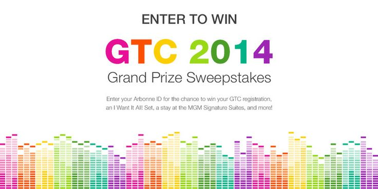 Enter to win your ticket to GTC and a stay at the MGM Signature Suites!