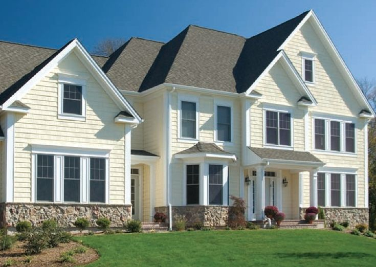 Vinyl Siding For Georgian Colonial Your Siding Company