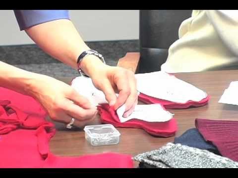 Great felted sweater mitten tutorial - 3 videos