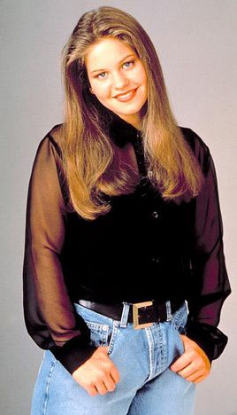 D.J. Tanner from Full House (87'-95').  TGIF!!!