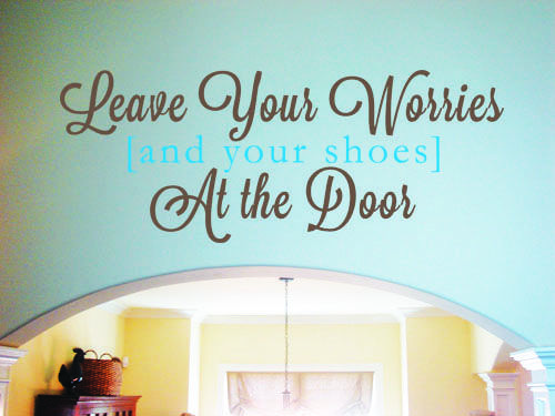 17 Best images about Welcome Home on Pinterest  Vinyls, Irish and Front door...