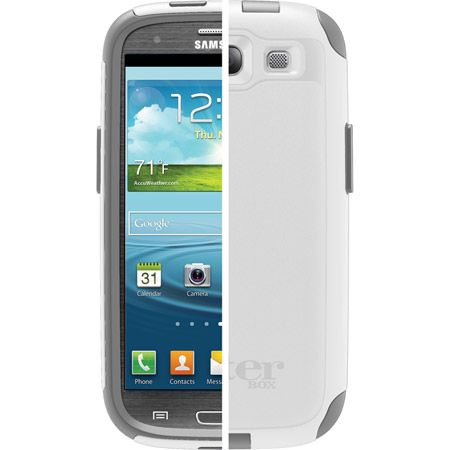 Samsung Galaxy S3 Commuter Series Case Glacier | OtterBox.com ! Want-but sold out everywhere wow