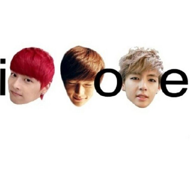 In Love #vixx #infinite #bts I don't know why I find this so funny...