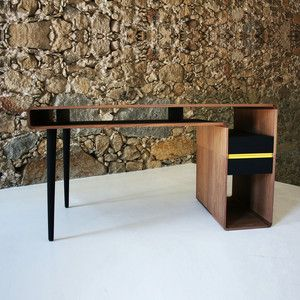 AROUND.U Desk, $3,600, now featured on Fab.
