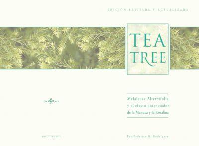 Libro de tea tree con todas sus aplicaciones --- hasta para #mascotas #mascotaenferma