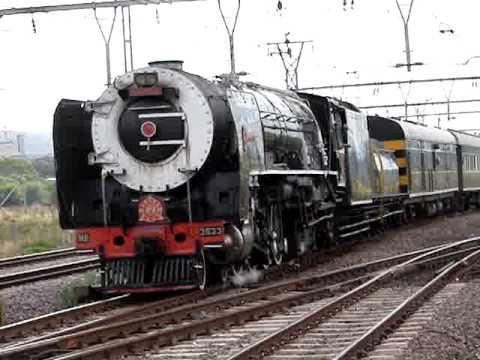 Rovos Rail Steam Class 25NC 4-8-4 3533