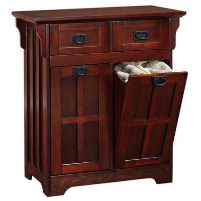 tilt out clothes laundry hamper diy i live for it pinterest. Black Bedroom Furniture Sets. Home Design Ideas