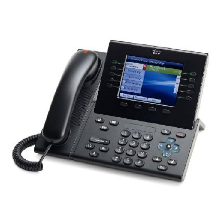 Cisco Unified IP Video Phone CP 8961 W