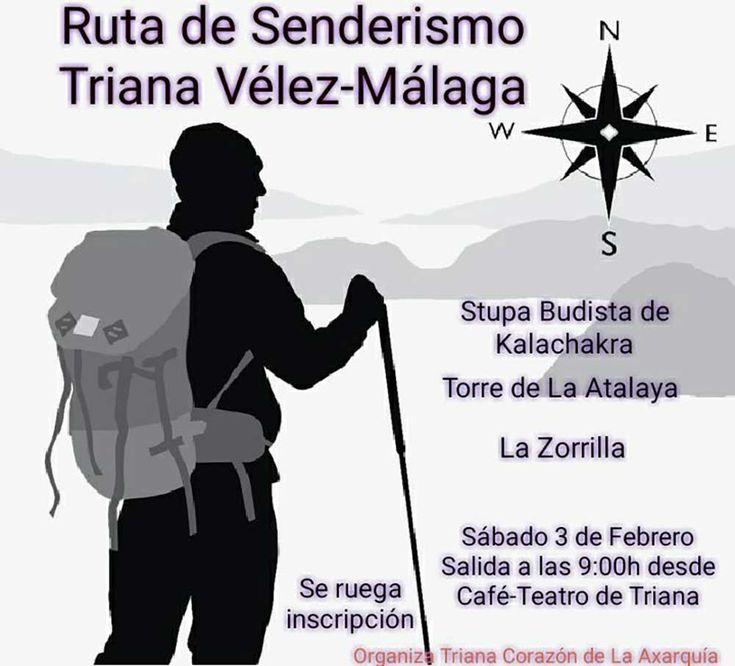 Ruta de Senderismo Triana. Vélez-Málaga.