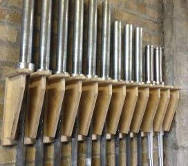 Barbell Rack (10 slot)