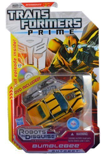 how to put bumblebee transformer together