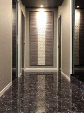 エコカラット デザインパッケージ 施工例 玄関 エコカラット 玄関、エコカラット、玄関