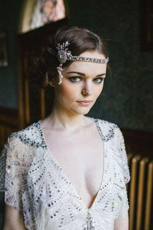 Vuelve a la moda el estilo años 20: fotos de los looks (15/43) | Ellahoy