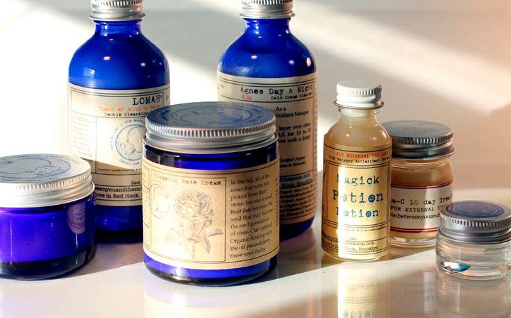 Chantal Moore Balanced Beauty: Brooklyn Herborium Magick Potion Lotion!!!!
