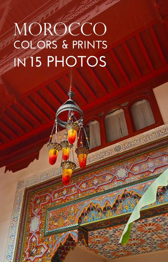 15 Photos that will make you fall in love with vibrant colors of Morocco - Skimbaco Lifestyle online magazine   Skimbaco Lifestyle   online magazine