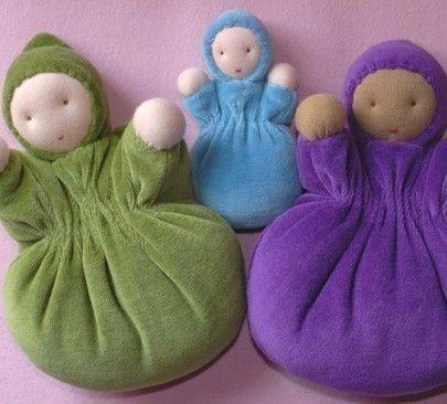 Bunting Baby Doll Pattern PDF. $6.00, via Etsy.