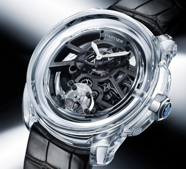 Cartier ID Two Concept Watch: Time Pieces, Men Timepiec, Cases Watches, Nice Watches, Men Fashion, Cartier Watches, Concept Watches, Ceramics Cases, Men Watches