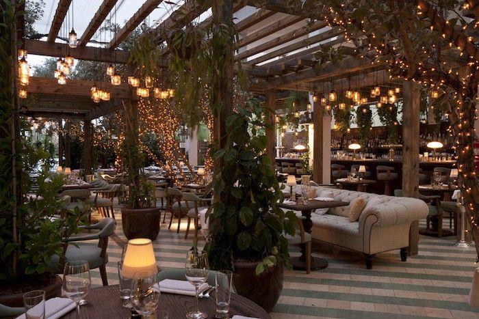 1001 Idees Eclairage Terrasse 60 Idees Et Conseils Pour Un Eclairage Ideal Eclairage Terrasse Exterieur Restaurant Jardin Restaurant
