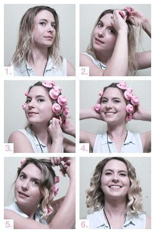 Styles may come and go, but bounding, bouncy curls are timeless! Say goodbye to pins, clips and heat treatments. Our curlers are heatless curling system that are suitable for all hair types. The one-piece silicone hair curler compresses your hair to help speed up the curling process. Wait - no heat? Less waiting? You heard that right! Bring your locks into the 21st century!