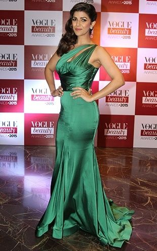 Nimrat Kaur At Vogue Beauty Awards 2015