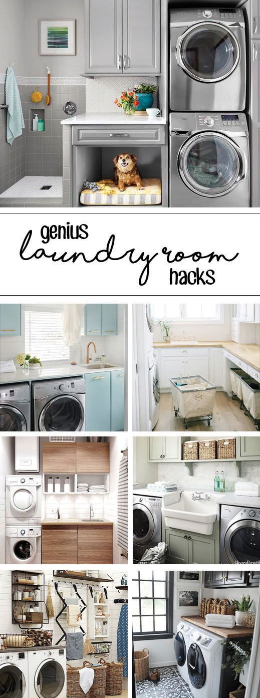 10 Laundry Room Ideas Weu0027re Obsessed With