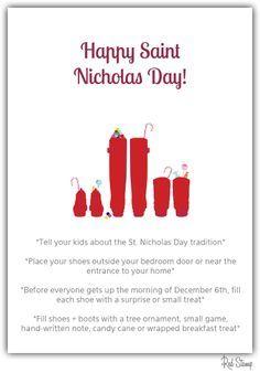 St. Nicholas Day Surprise