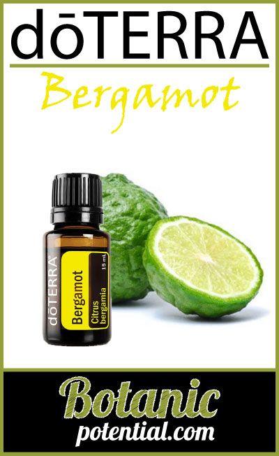 BERGAMOT Essential Oil by doTERRA