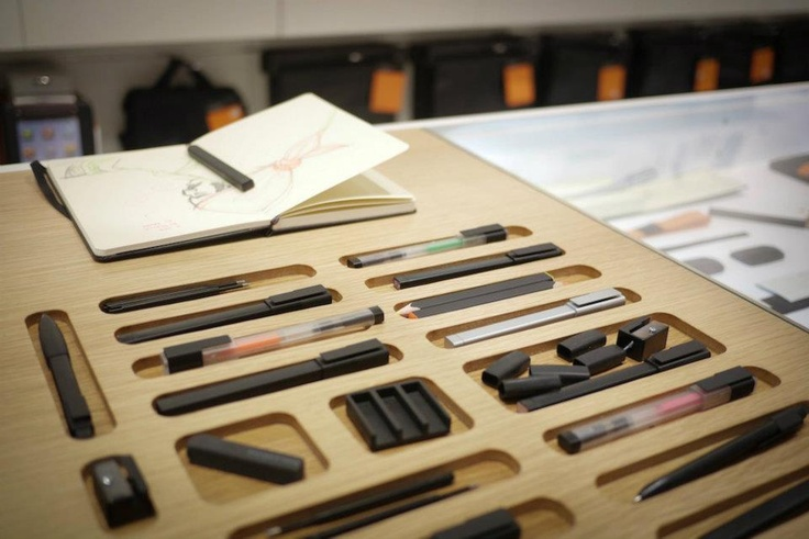 Pens and Notebook by Moleskine | Aksara