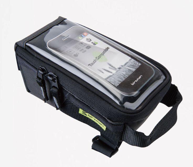 Birzman Zyklop 3 Top Tube Phone Bag