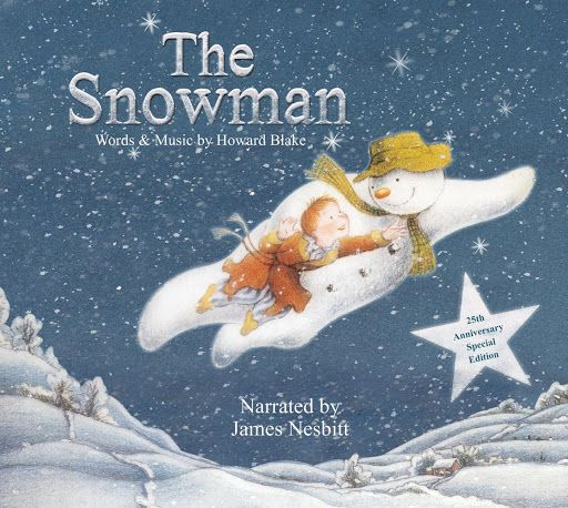 It's never Christmastime until I've watched this:  The Snowman (1982) with Original Introduction - YouTube