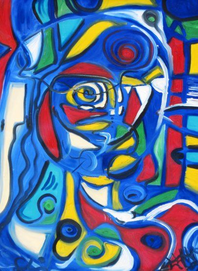 Произведения Искусства >> Alfredo Dane Llana And Ufos Art >>