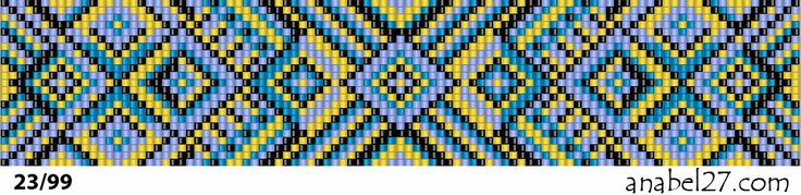 Free Beads, Loom Patterns