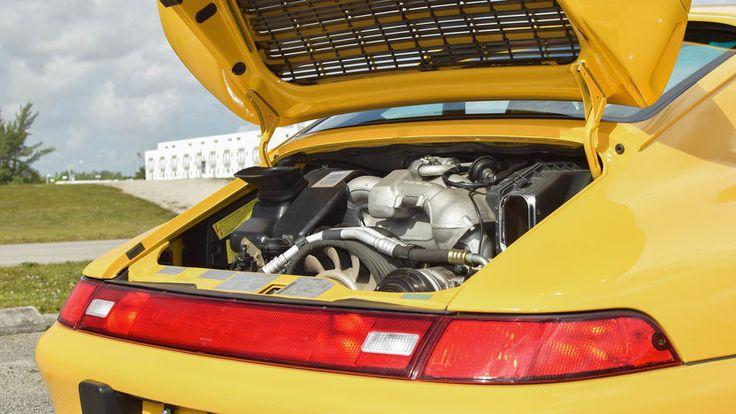 1997 Porsche 911 Carrera 4S - 7