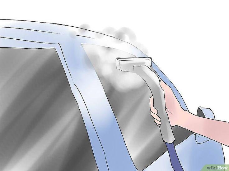 Remove Window Tint Tinted windows car, Diy window tint