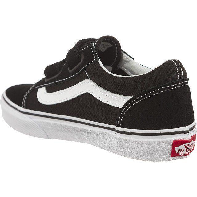 7f5cefebe0fe9 Buty sportowe dziecięce #Dla dzieci #Vans #Czarne #Vans #Old #Skool ...