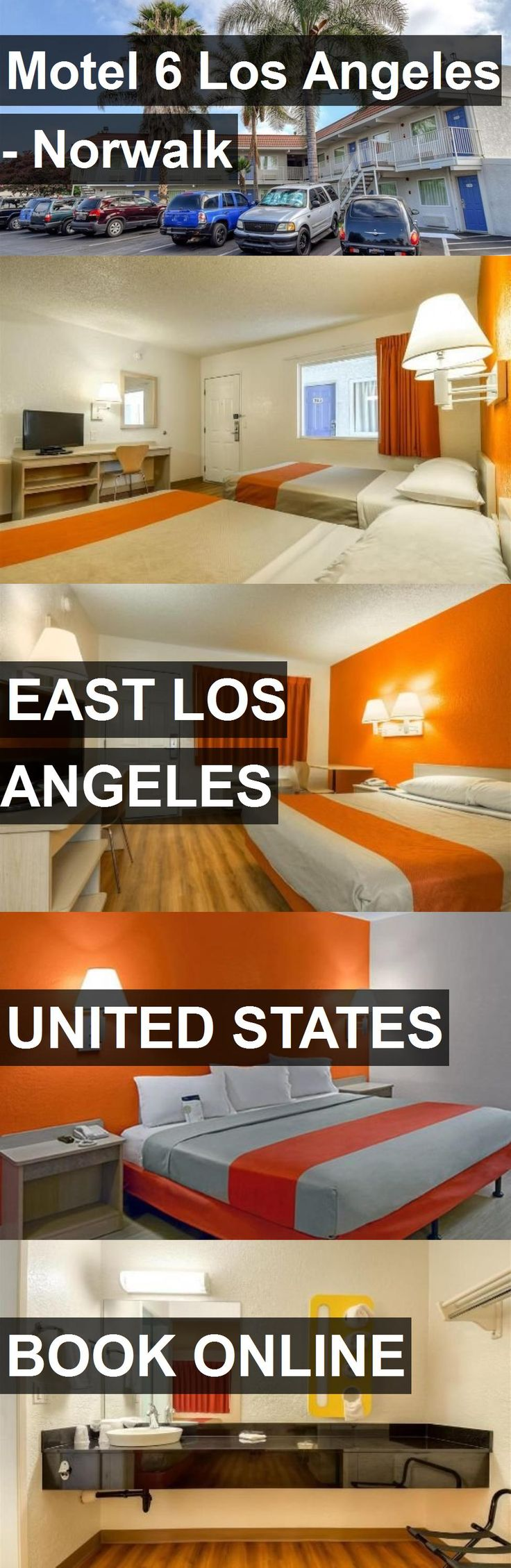 Best 25 motels in los angeles ideas on pinterest motel los hotel motel 6 los angeles norwalk in east los angeles united states for aiddatafo Gallery