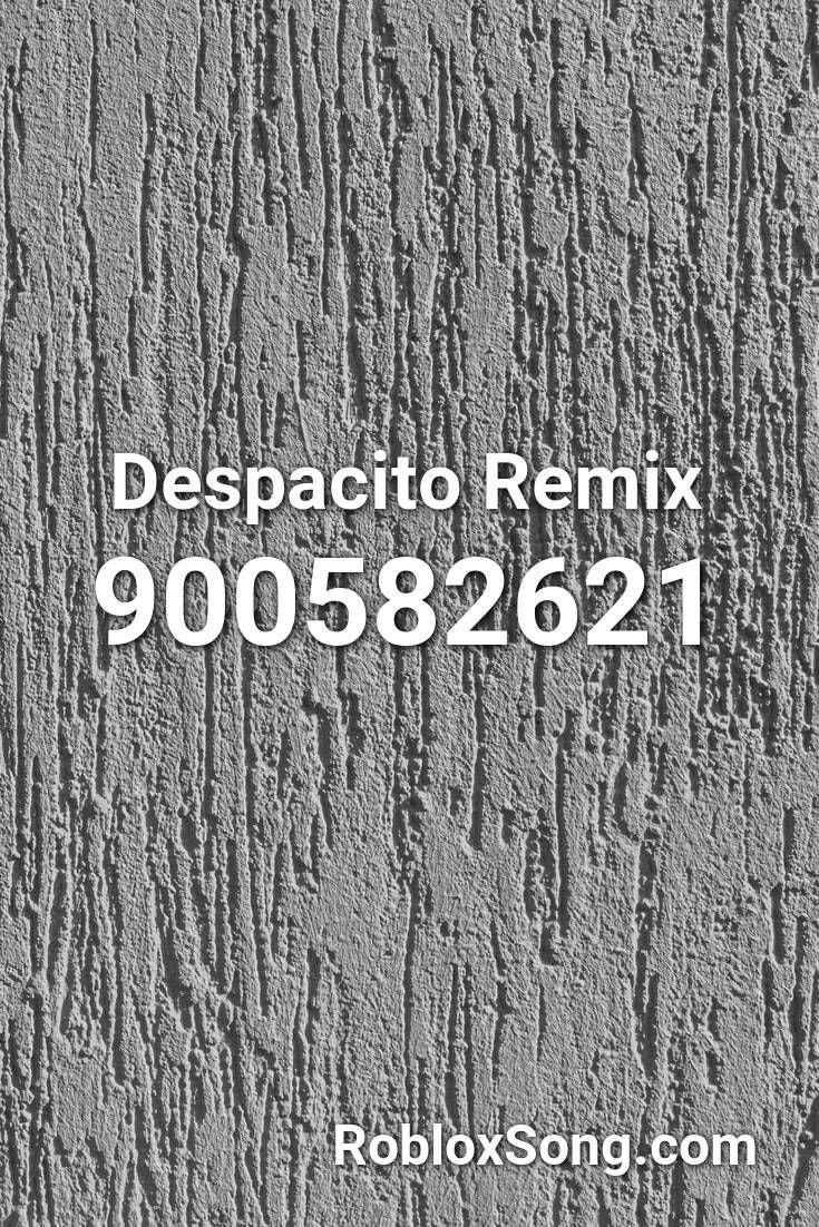 Despacito Remix Roblox Id Roblox Music Codes In 2020 Roblox