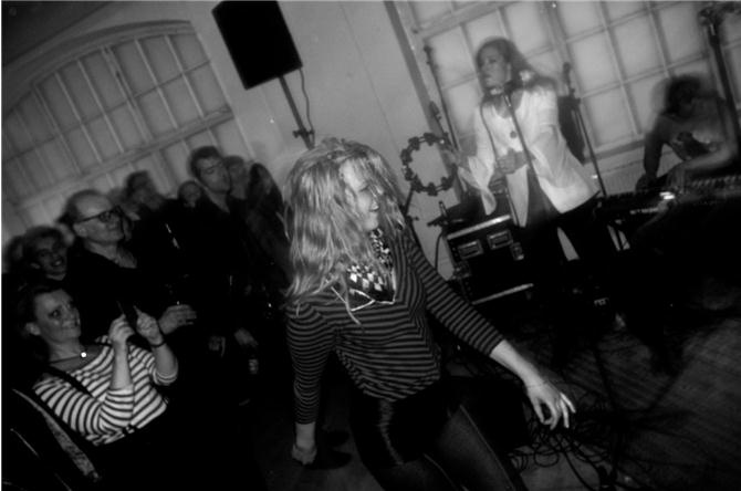 Maja Caviare Days @Kapsylen, April 2012  Photo: Johannes Helje