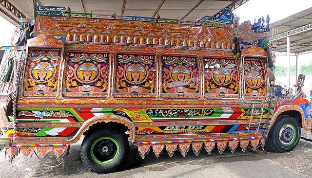 1000+ Images About Pakistani Decoratid Trucks On Pinterest