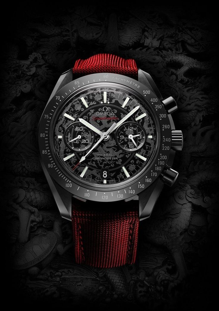 Watch What-If: Omega Speedmaster Dark Side Of The Moon